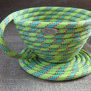 Image of Climbing Rope Teacup and Saucer
