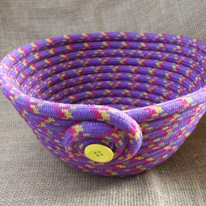 Image of Climbing Rope Large Bowl