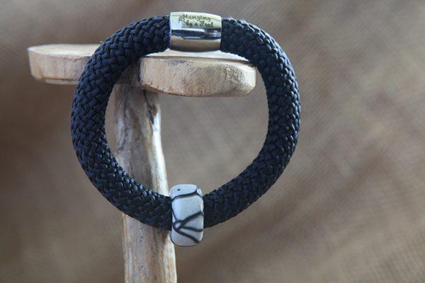 Image of Rondelle Bead Bracelet