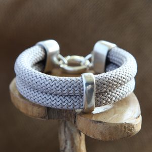Image of Double Bar Bracelet